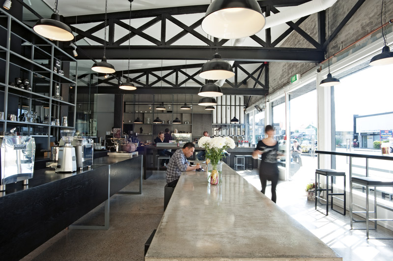 Atomic Cafe, Auckland