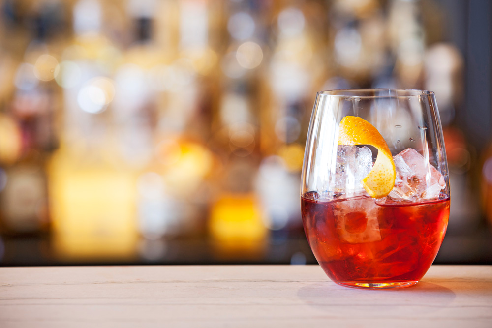 Old Fashioned at Coley & Punch.