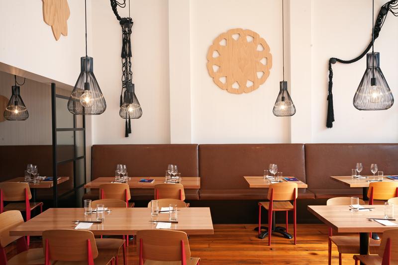 Soto restaurant, Ponsonby