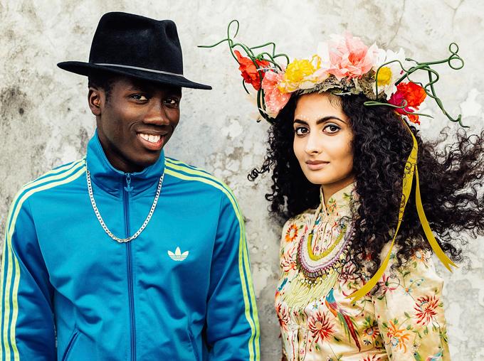 Lionel Floribert and Kaviesha Abeysinghe - Performers