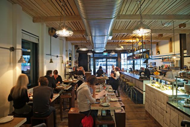 Metro Restaurant Review - Depot Eatery