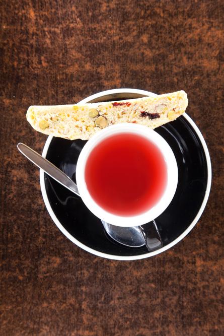 Tea at Espresso Owens Road, Epsom, Auckland