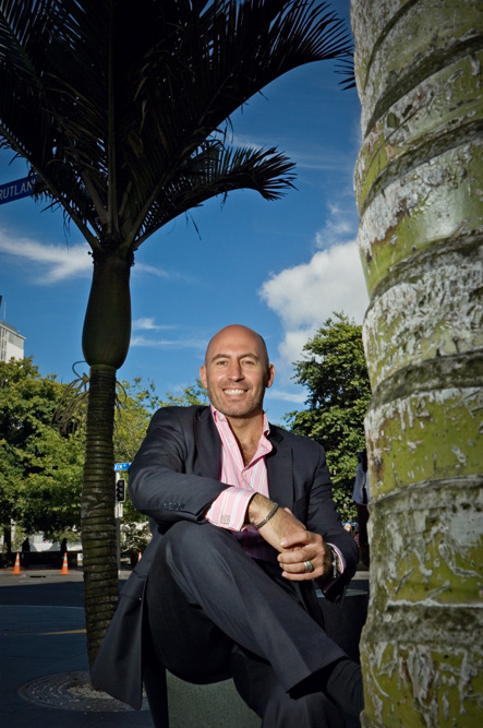 """Urban design manager Ludo Campbell-Reid"""" """"Auckland could be successful for the thing it's worst at. The built environment, you know? Even if it takes 30 years. I mean, it's the renaissance of a city."""""""