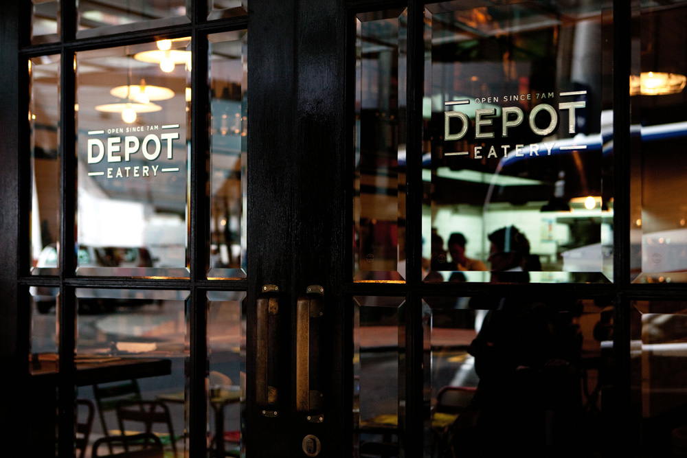 Depot Eatery