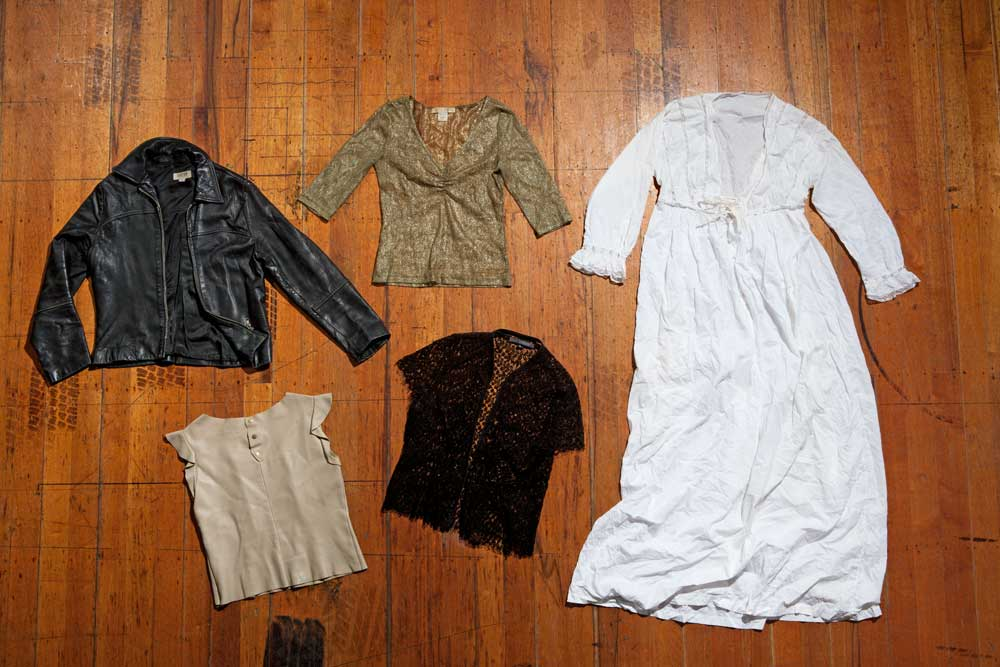 Rebecca Wadey: My Life in Clothes