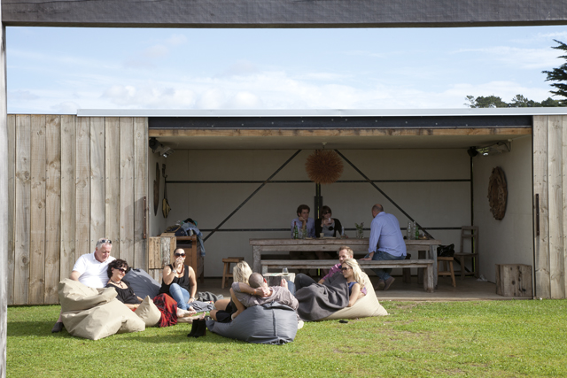 Metro Audi Restaurant of the Year 2012 - The Tasting Shed