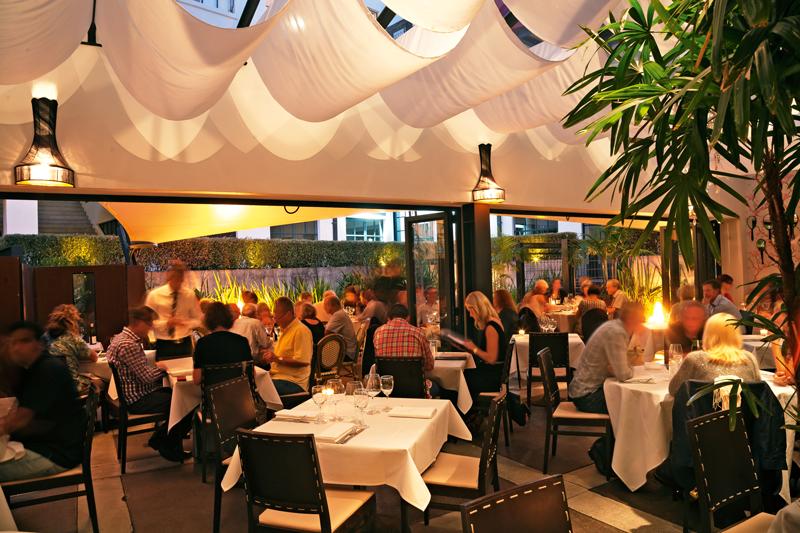 Cibo restaurant, Auckland
