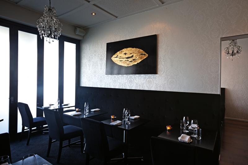 Photo of Merediths restaurant, Auckland.