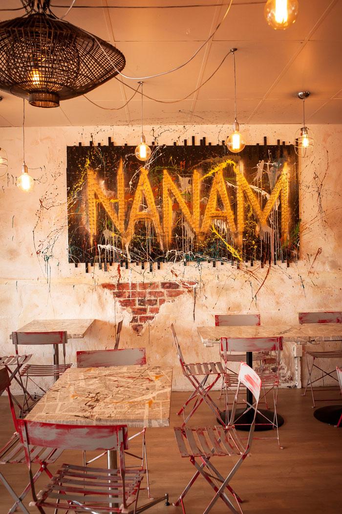 Nanam by Simon Young