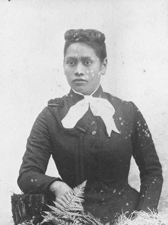 Meri Te Tai Mangakahia.
