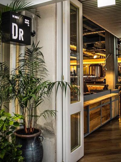 Dr Rudi's bar. Photo/Facebook @drrudis