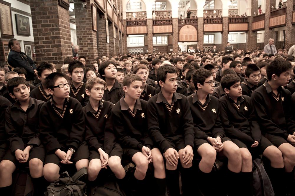 Auckland Grammar Schoolboys