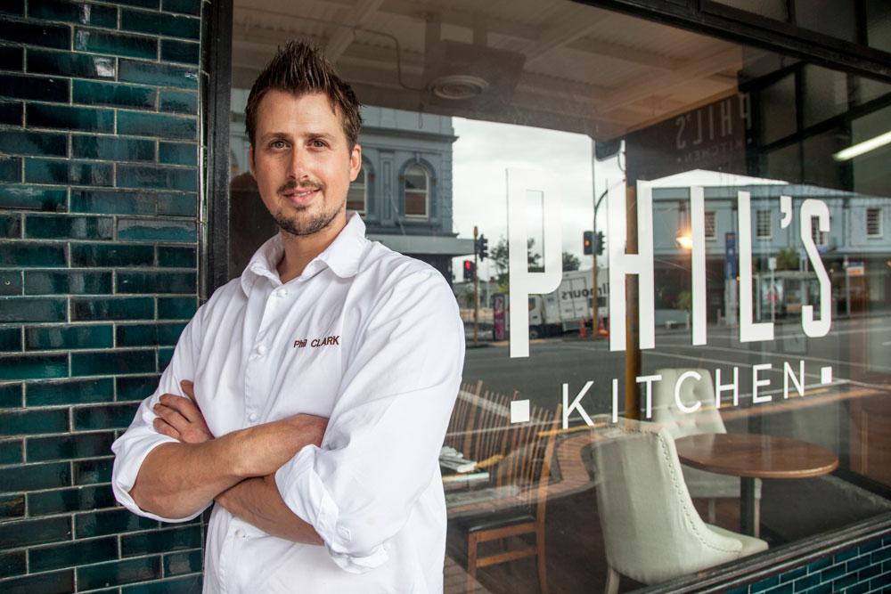 Phil's Kitchen