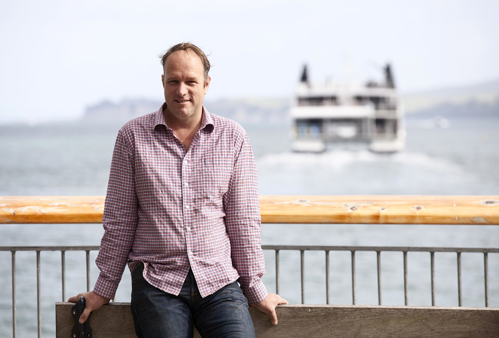 """Waiheke Local Board chair Paul Walden doesn't want the island to be """"just another suburb""""."""