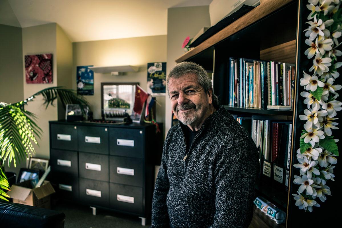 Metro magazine, Schooled for Success: Viscount School principal Keith Gayford