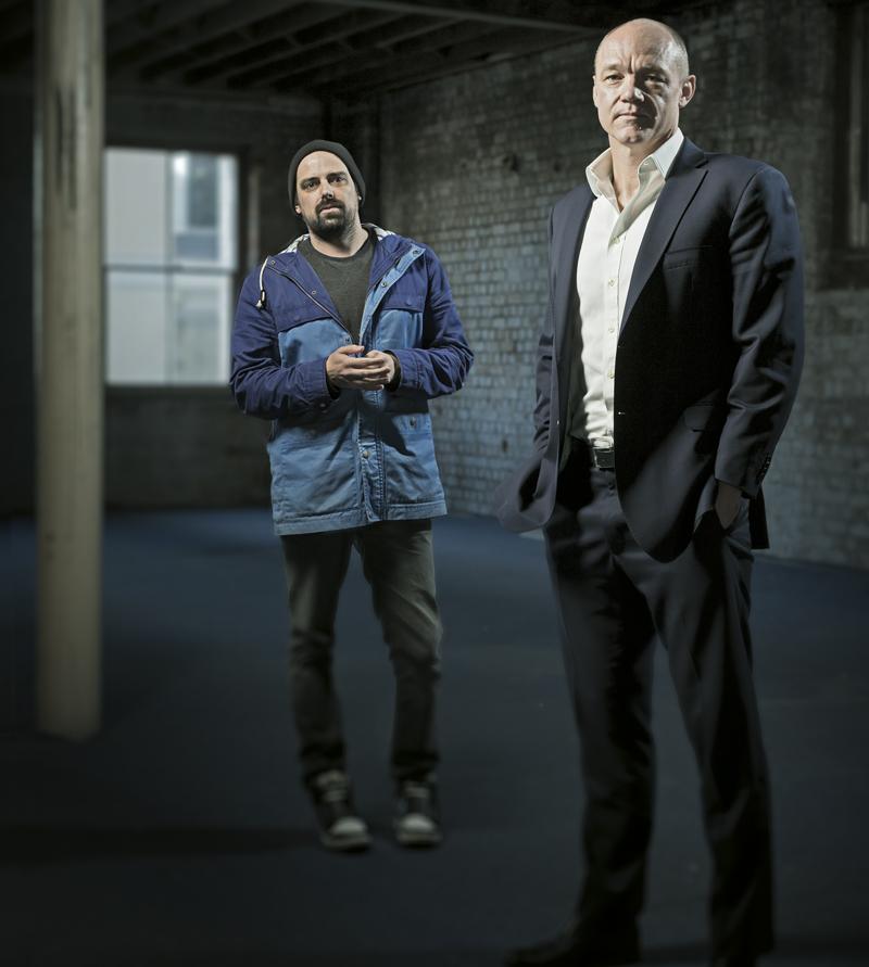 Simon Chesterman and Tim Martin