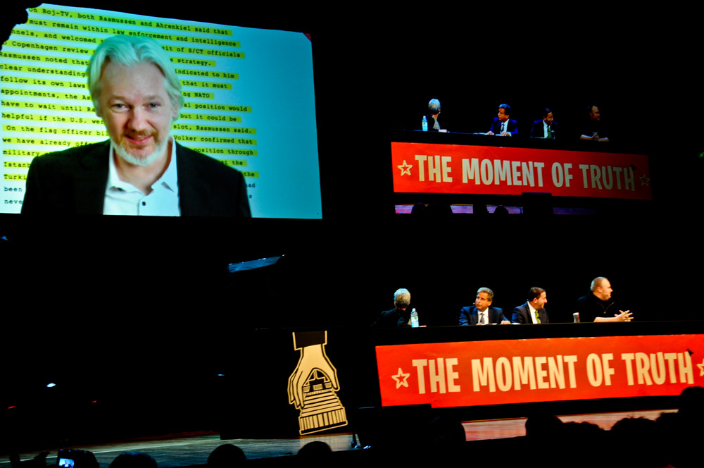 Moment of Truth: Julian Assange