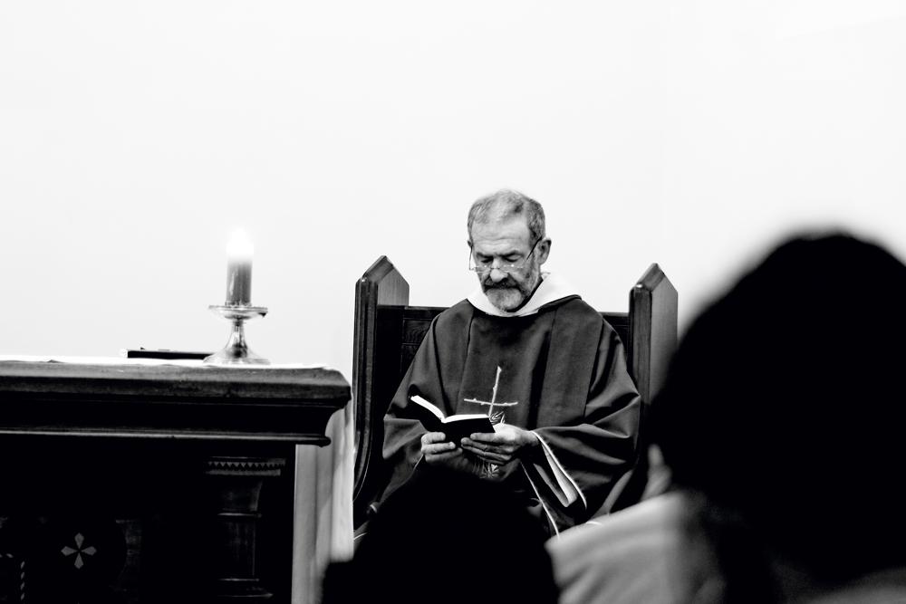 Ploughshares' Father Peter Murnane