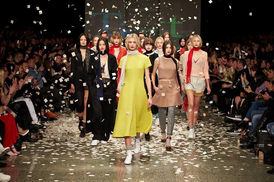 Kate Sylvester NZ Fashion Week 2014