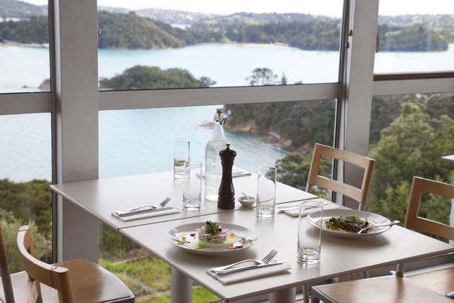 Metro Audi Restaurant of the Year 2012 - Te Whau