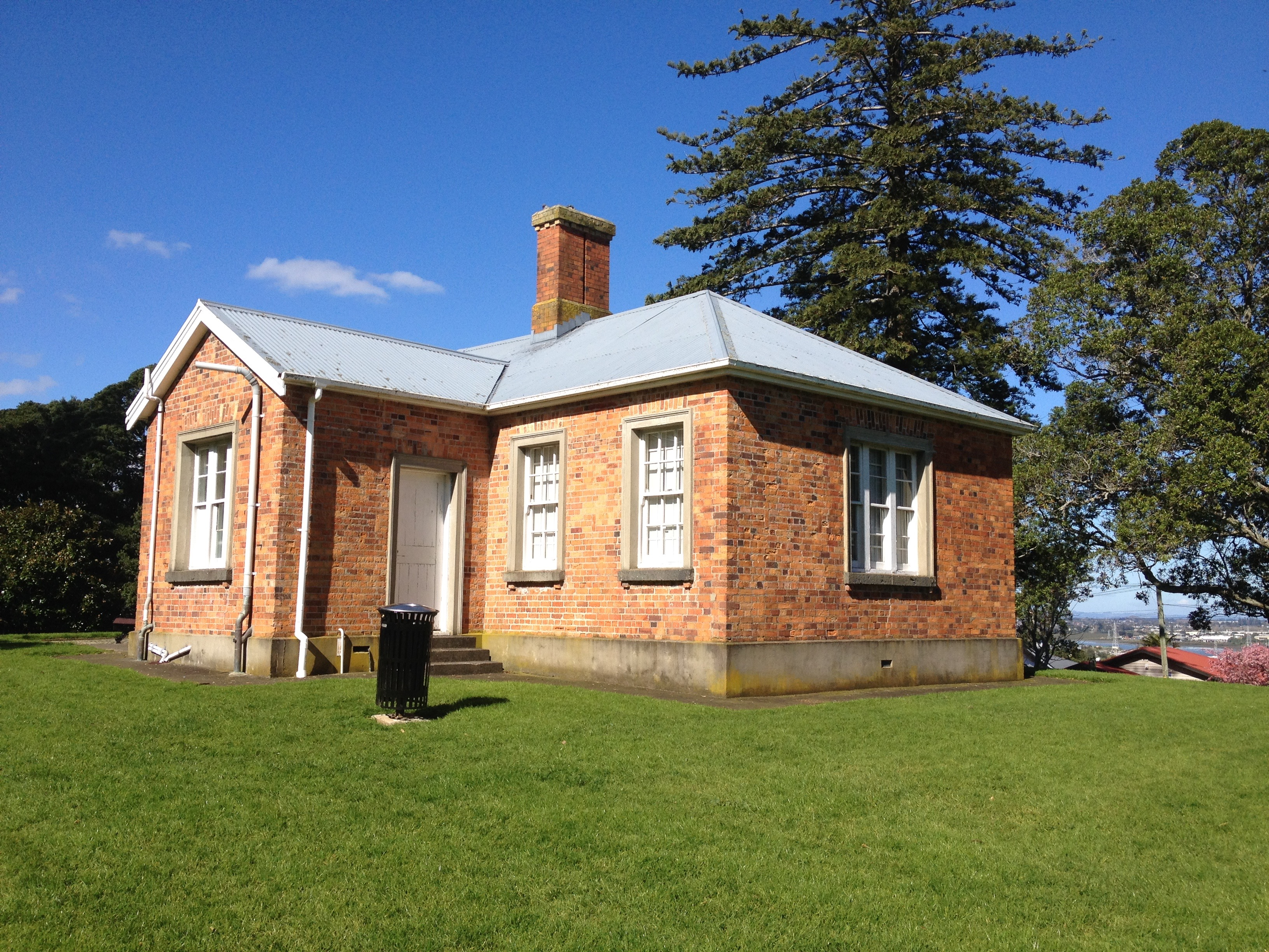 Jellicoe Park house