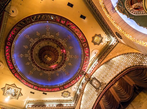 St James Theatre.