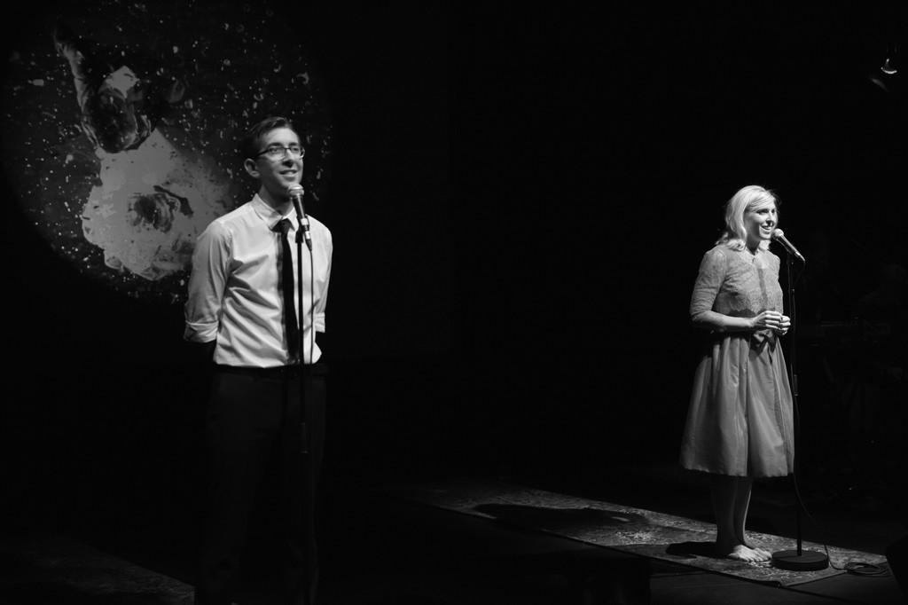 Daffodils at The Loft at Q Theatre, March 2014