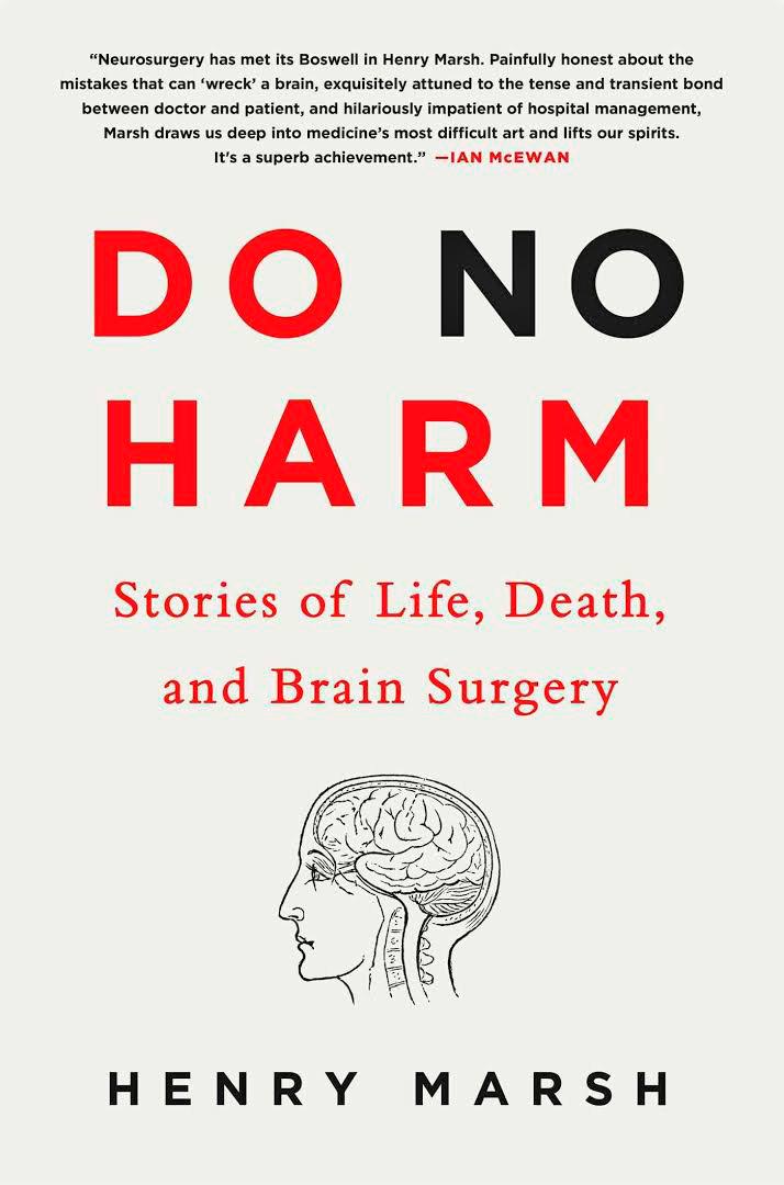 Do no harm brain surgery
