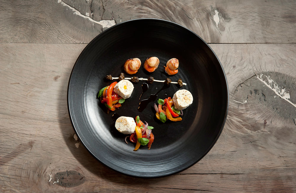 Andiamo, Auckland. Photo: Simon Young for Metro. All rights reserved.