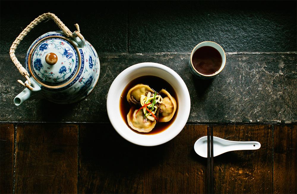 Xuxu Dumpling Bar. Photograph by Anna Kidman.
