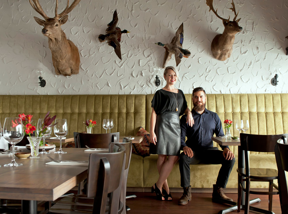 Cazador, Auckland. Photo: Simon Young for Metro. All rights reserved.