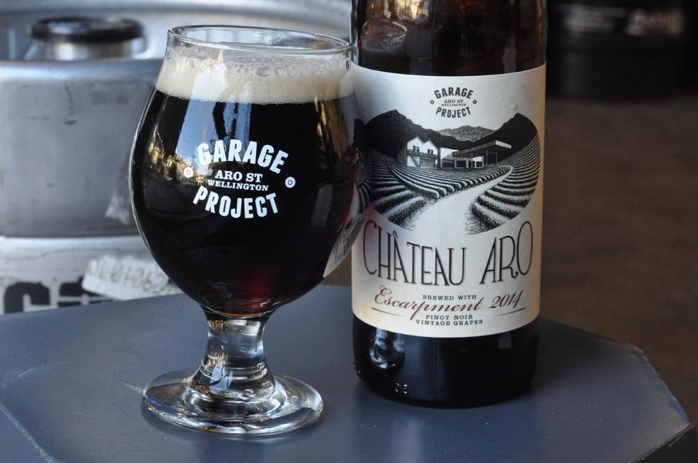 Garage Project beer, Wellington