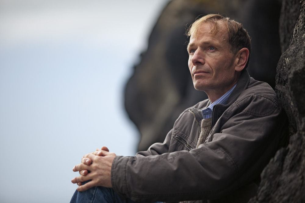 Professor Sean Davison was sentenced to five months' home detention in Dunedin on charges of assisting his mother's suicide after she had tried to starve herself to death. Photo: Mike White / North & South.