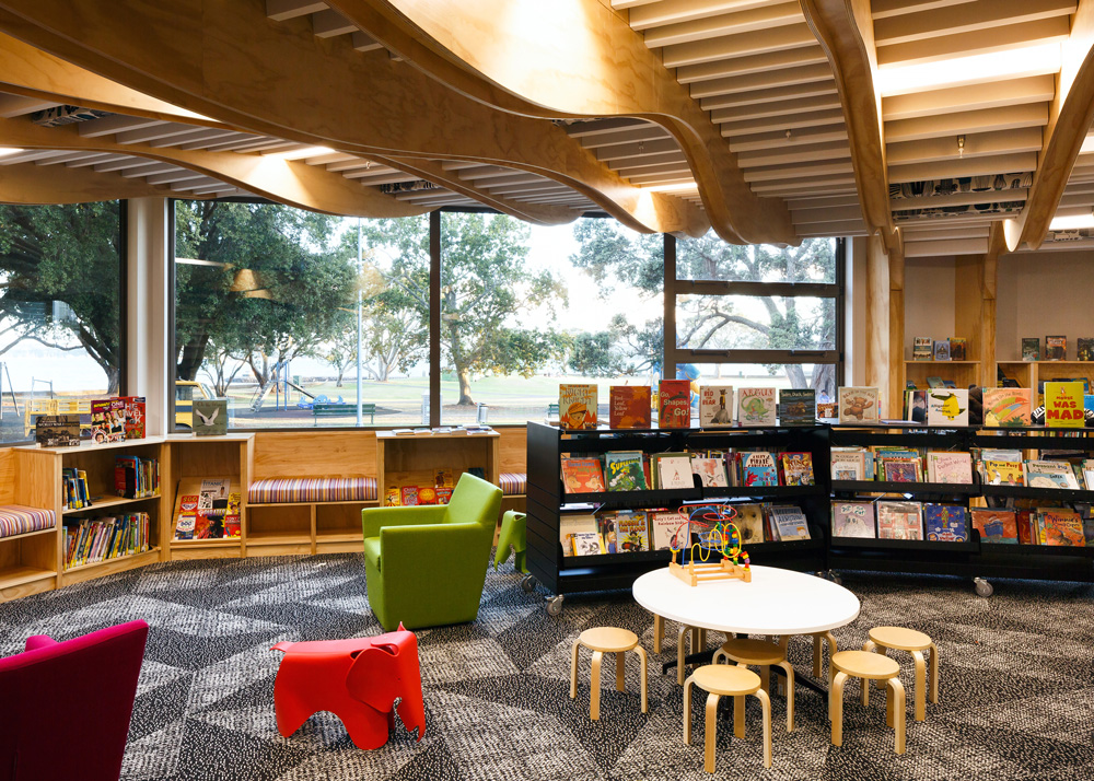 Devonport Library Auckland