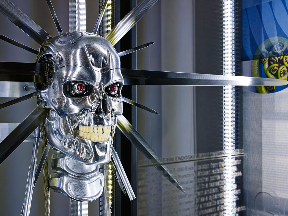 The T-800: pop culture with the force of a religious icon