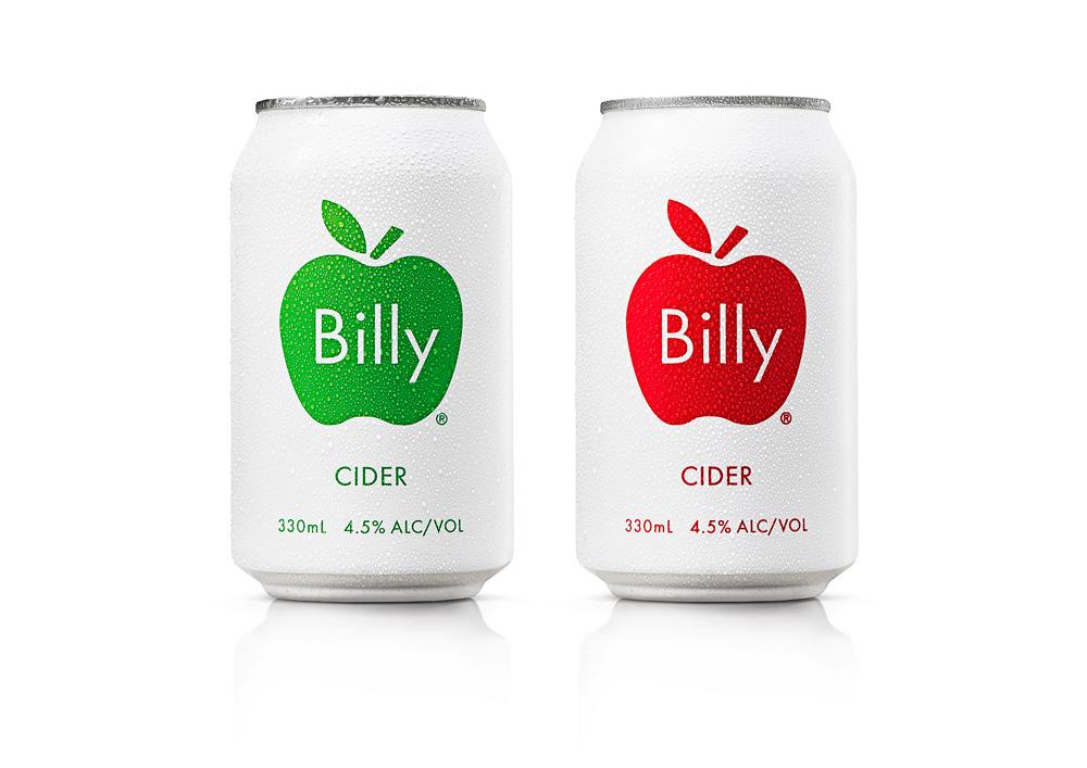 Billy Apple Cider, 2015.