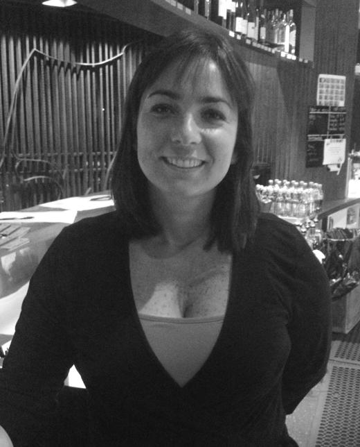 Marcia at Bellota