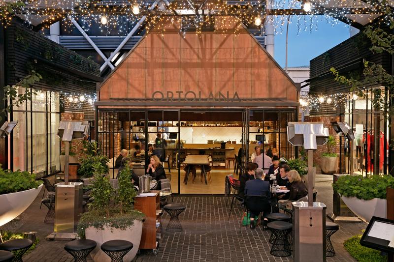 Ortolana restaurant, Auckland