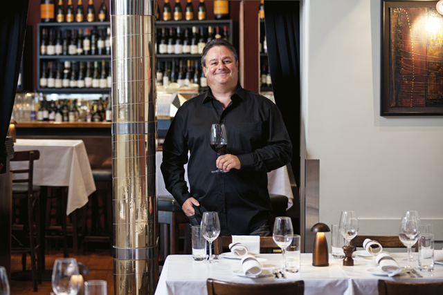 Metro Best Restaurants in Auckland - Chris Upton at O'Connell St Bistro