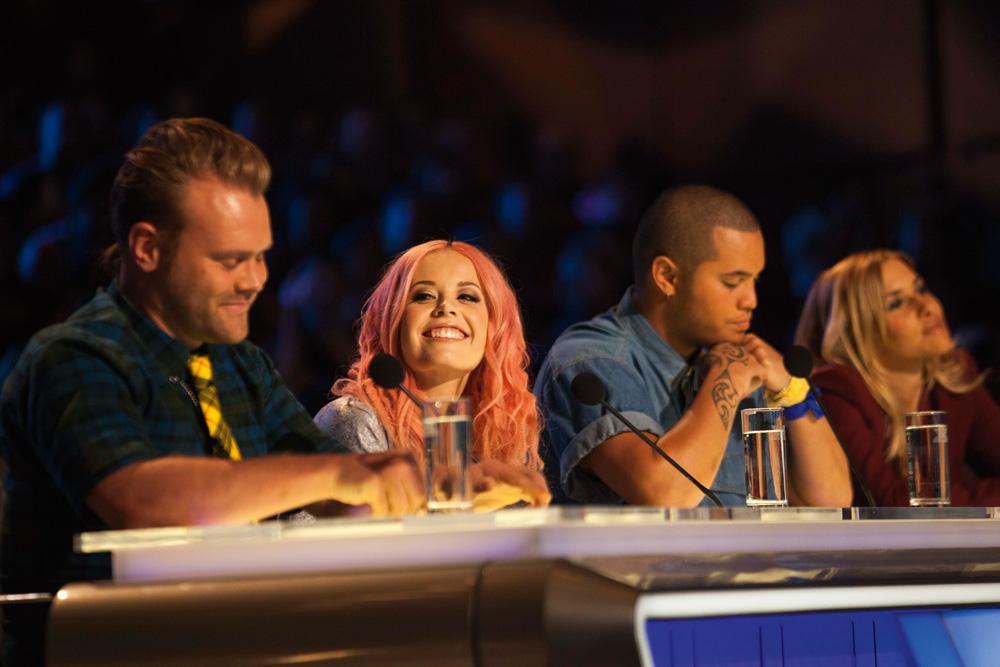 X Factor NZ 2013