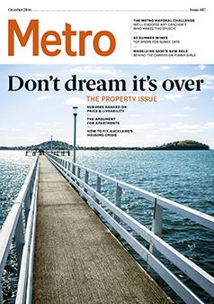 Metro October issue