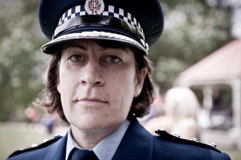 Waitakere police acting area commander Jill Rogers