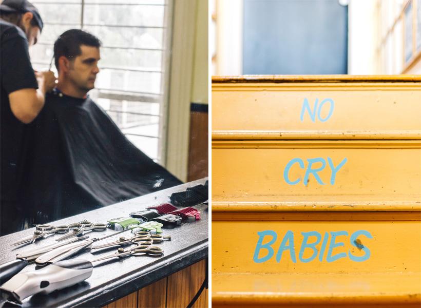 Flash City barbershop Auckland