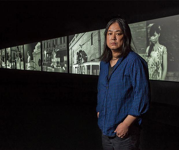 Artist Yang Fudong