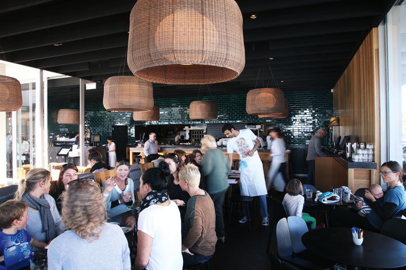 St-Heliers Bay Cafe & Bistro