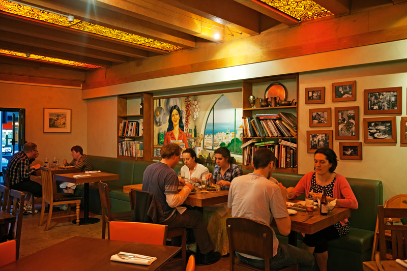Ima restaurant, Auckland