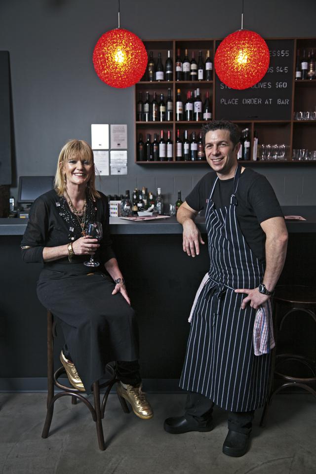 Metro Best Restaurants in Auckland - Carol Pearcy & James King, Basque Kitchen & Bar