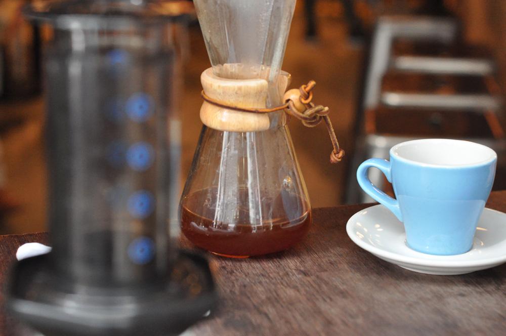 Flight Coffee, Wellington