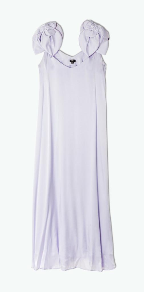 Metro Jaquie Brown Cybele dress