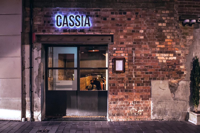 Cassia wins